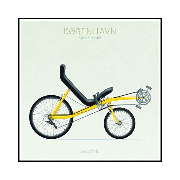 Jal, Cykel - Liggecykel