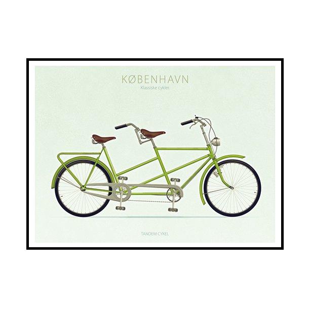 Jal, Cykel - Tandem Cykel