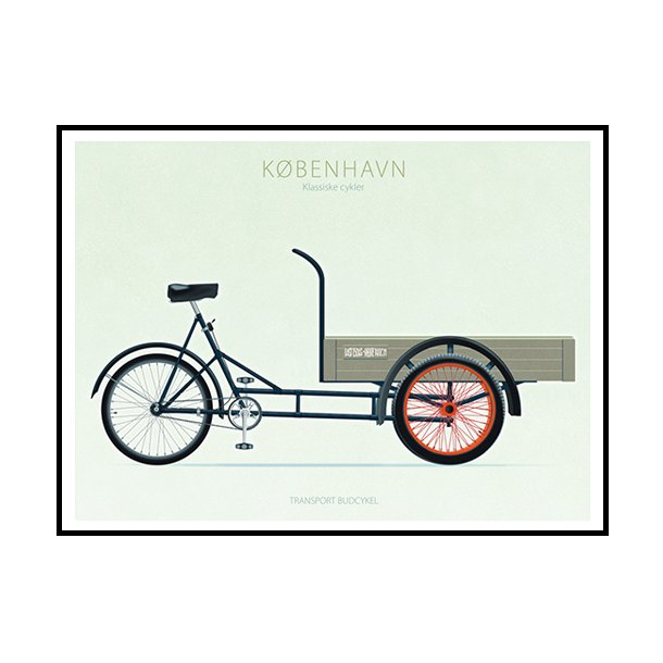 Jal, Cykel - Transport Budcykel