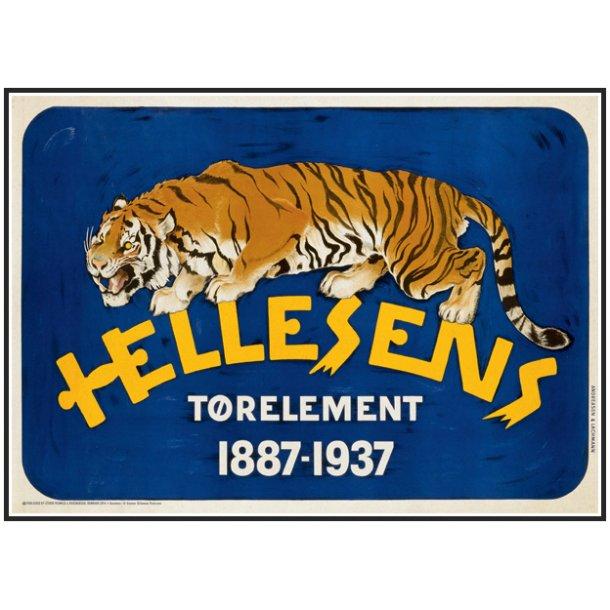 Petersen, Hellesens Tørelement 1881 - 1937 / GP 1