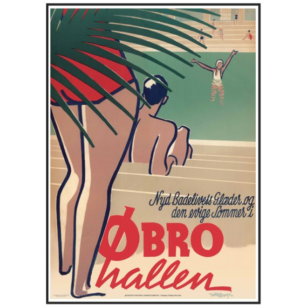 I Øbro Hallen - Rölling, Nyd Badelivets Glæder - Øbro Hallen