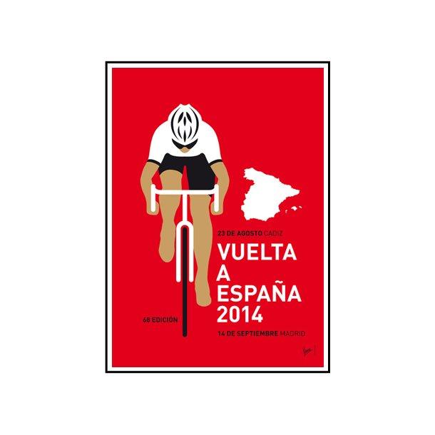Chungkong, My Vuelta A Espana