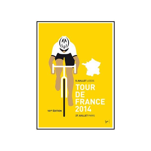 Chungkong, My Tour de France