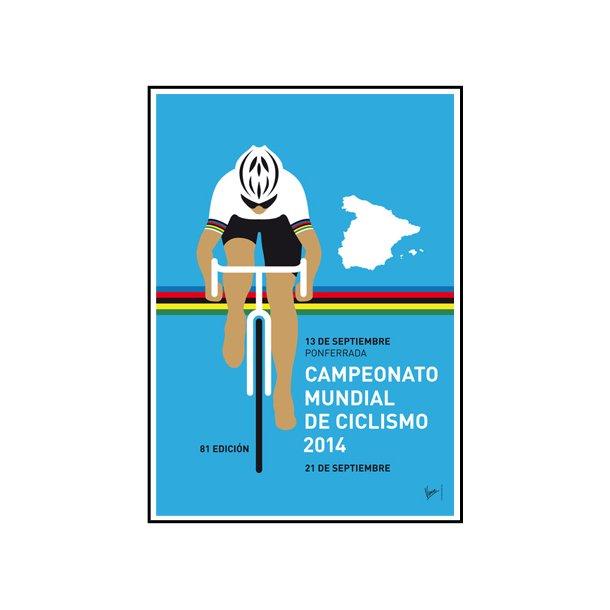 Chungkong, My UCI Road World Championships