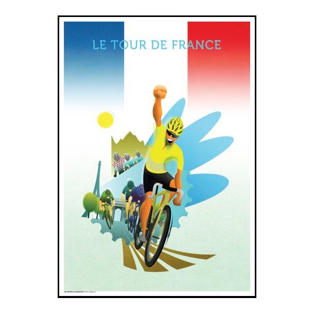 Jal, Tour de France