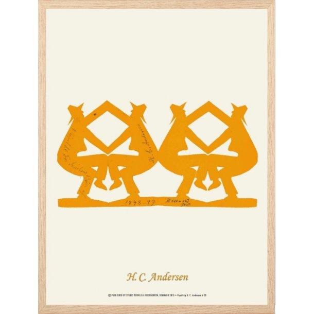 Andersen, H.C - Dansende mænd i kæde / 03