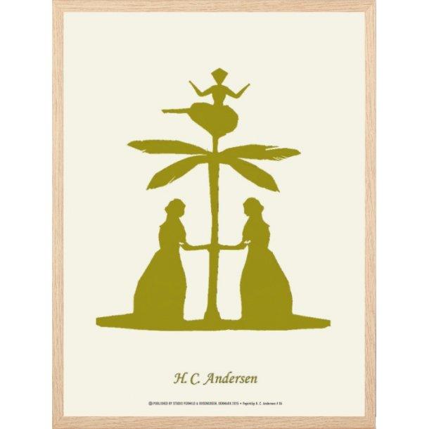 Andersen, H.C - To kvinder ved træ / 06