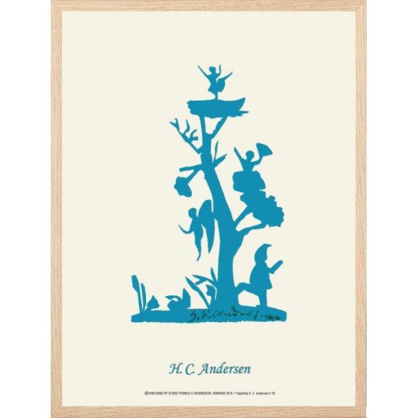 Andersen, H.C - Træ med figurer / 10