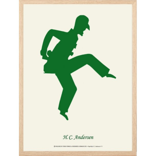 Andersen, H.C - Springende figur / 11