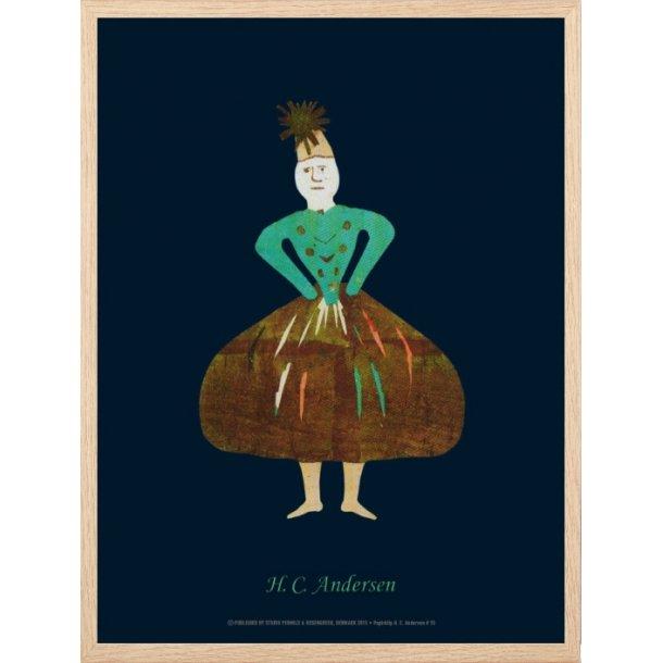 Andersen, H.C - B - Devish med fez / 15