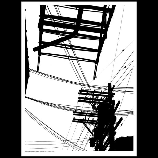 Helmer-Petersen, Power Lines, Chicago 1951