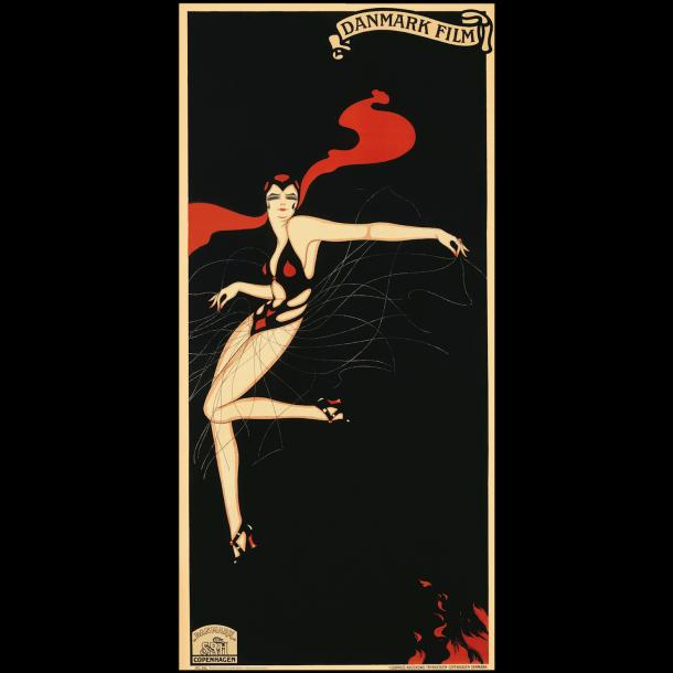 Brasch, Danmark Film, Danser 1917