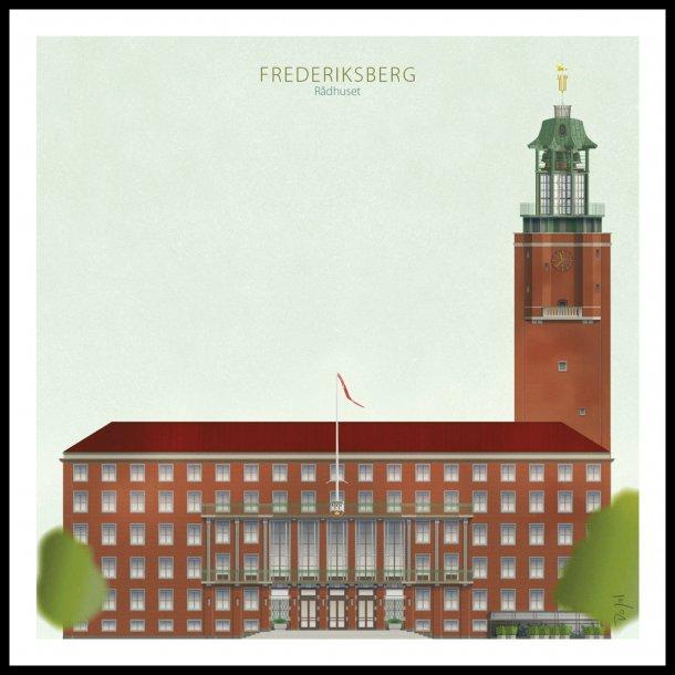 Jal, Københavns Tårne, Frederiksberg Rådhus