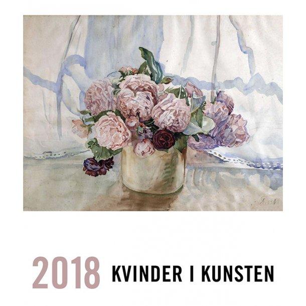 2018 - Kvinder i Kunsten