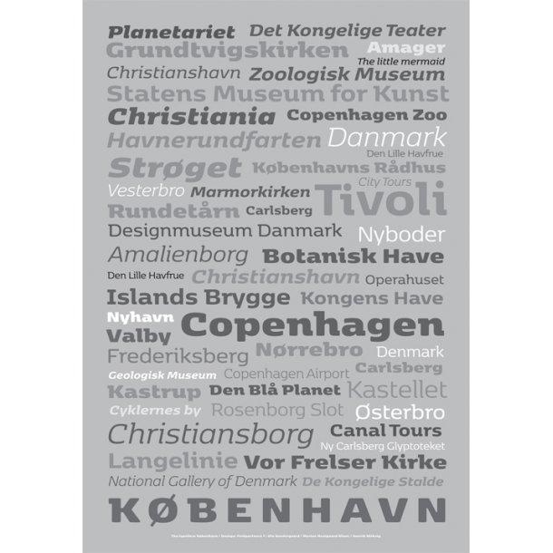 Fontpartners, The Typeface København / 2