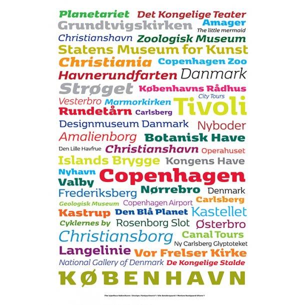 Fontpartners, The Typeface København / 3