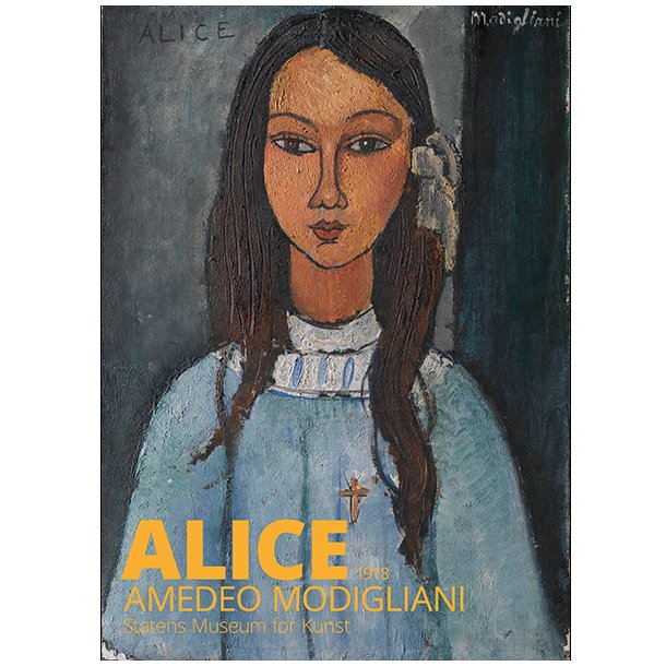 Alice – Amedeo Modigliani