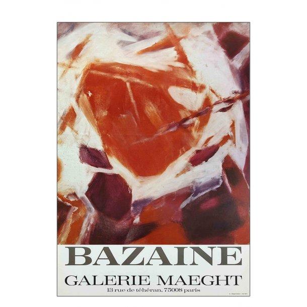 BAZAINE - Galerie Maeght