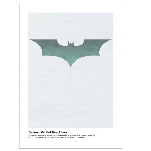 Batman – The Dark Knight - Designplakat
