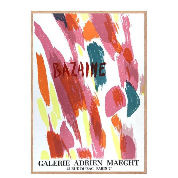 Galerie Maeght, Bazaine 1970