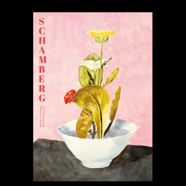 Schamberg. Bowl of Flowers