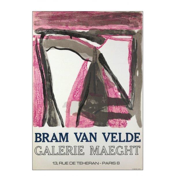 Bram Van Velde – Galerie Maeght
