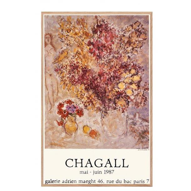 Chagall – blomsterbuket