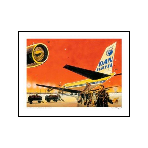 Bundgaard, Dan Turèll - Flyvemaskine