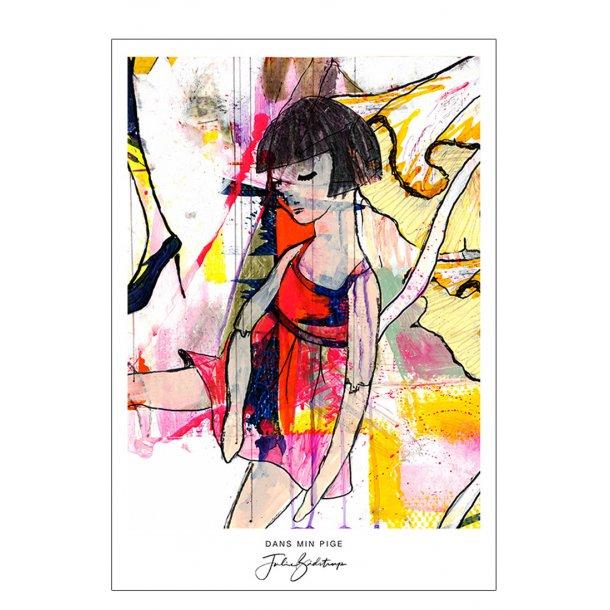 Dans min pige - Julie Bidstrup