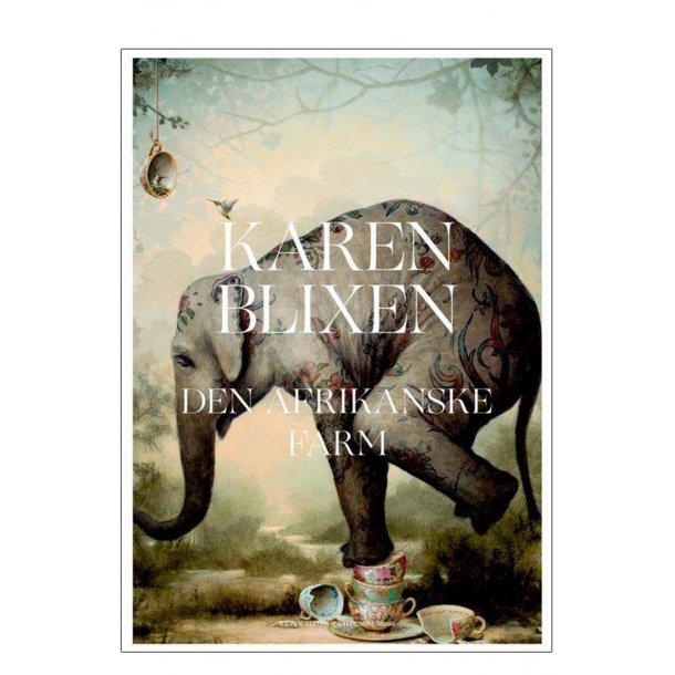 Karen Blixen – Den afrikanske farm. Kevin Sloan