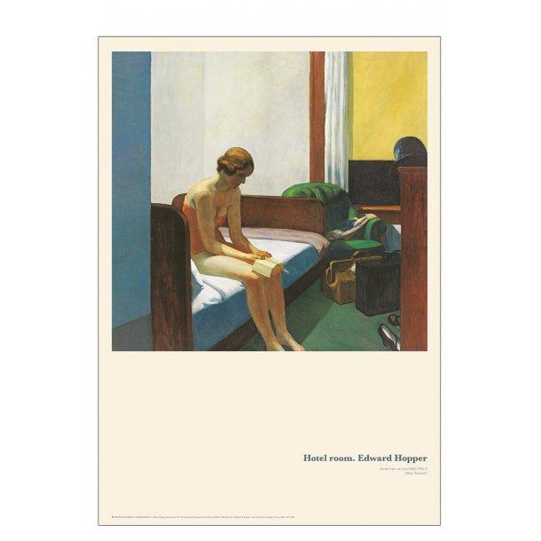 Edward Hopper. Hotel Room