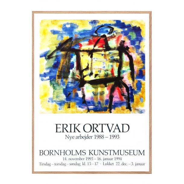 Nye arbejder, Erik Ortvad