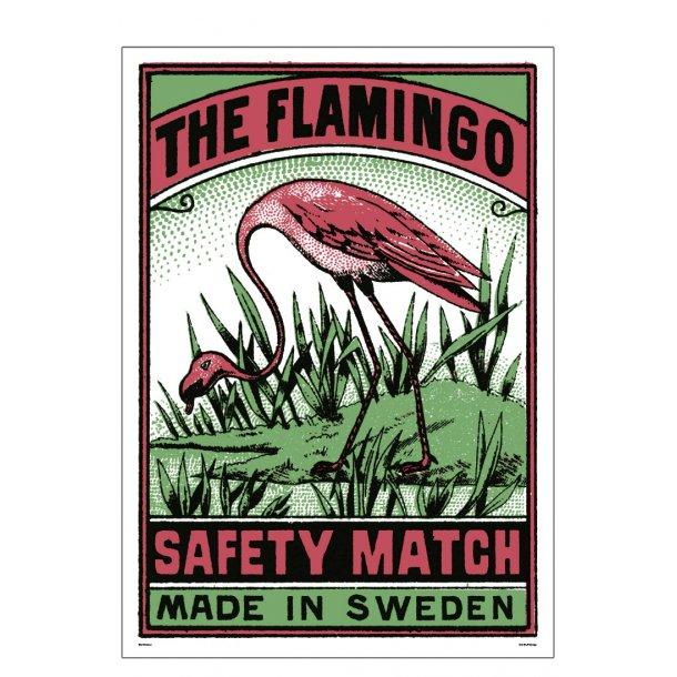 Flamingo Sweden, Small Box Art