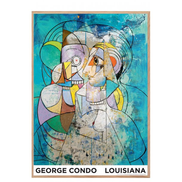 Louisiana – George Condo