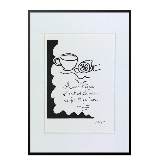 Georges Braque, Avec l'âge