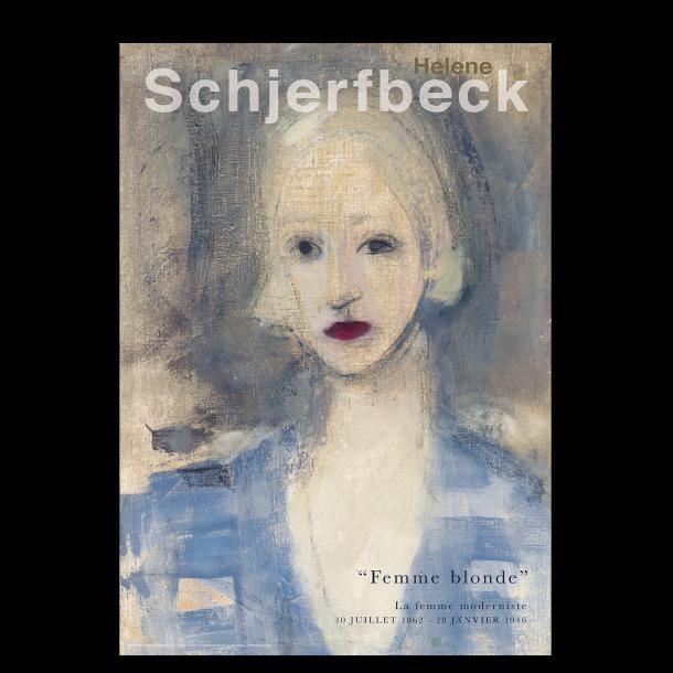 Femme blonde. Helene Schjerfbeck