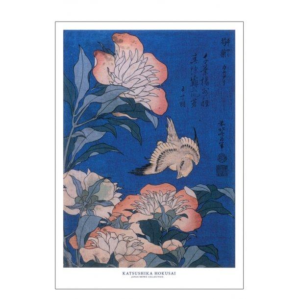 Katsushika Hokusai - Japansk plakat 01