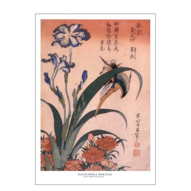 Katsushika Hokusai - Japansk plakat 02