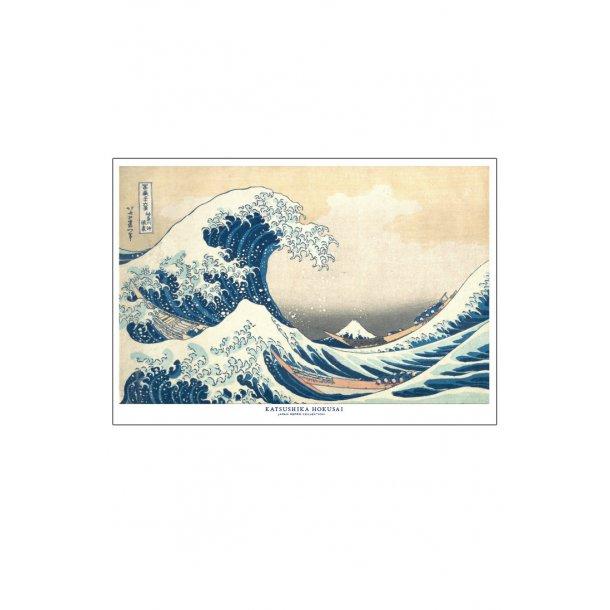 Katsushika Hokusai - Japansk plakat 03