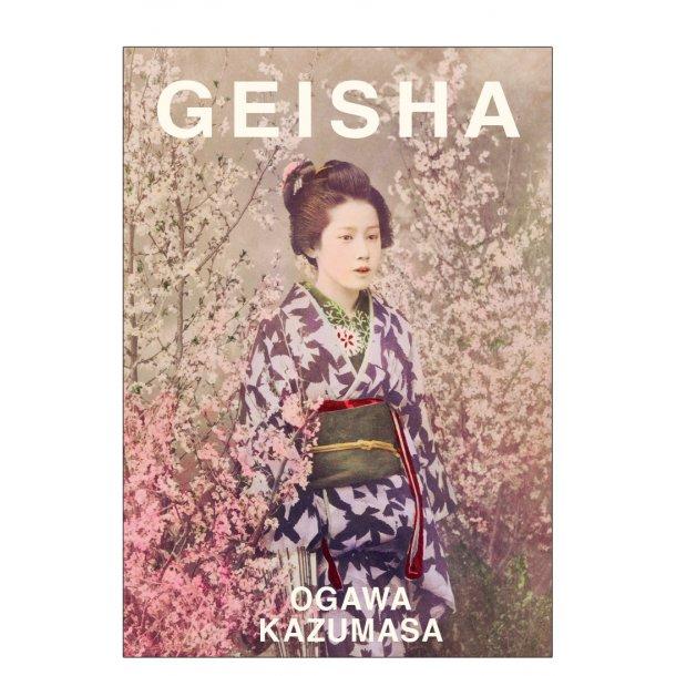 Ogawa Kazumasa - Geisha