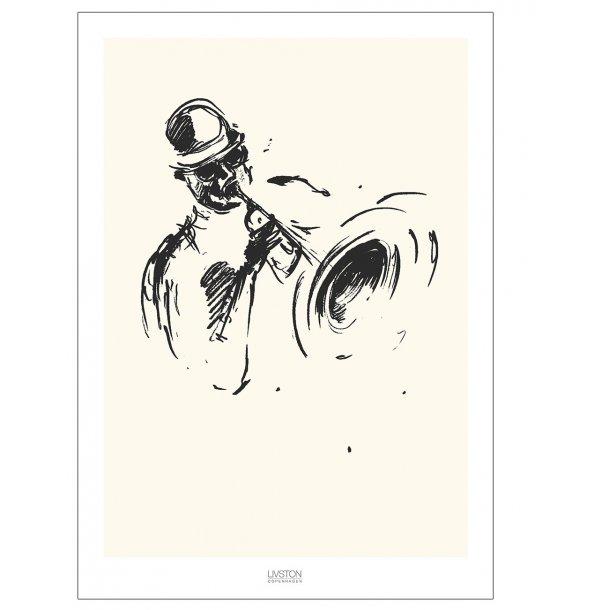Jazzplakat 0.2 designplakat