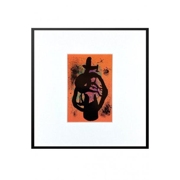 Lille Galerie Maeght: Joan Miró 1969