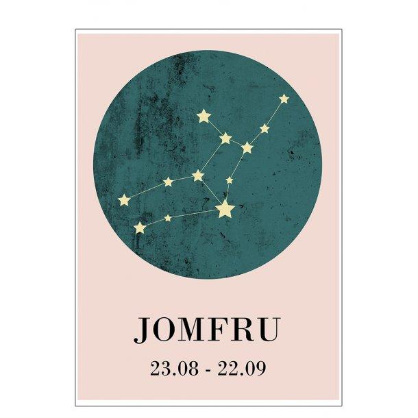 Stjernetegn - Jomfru