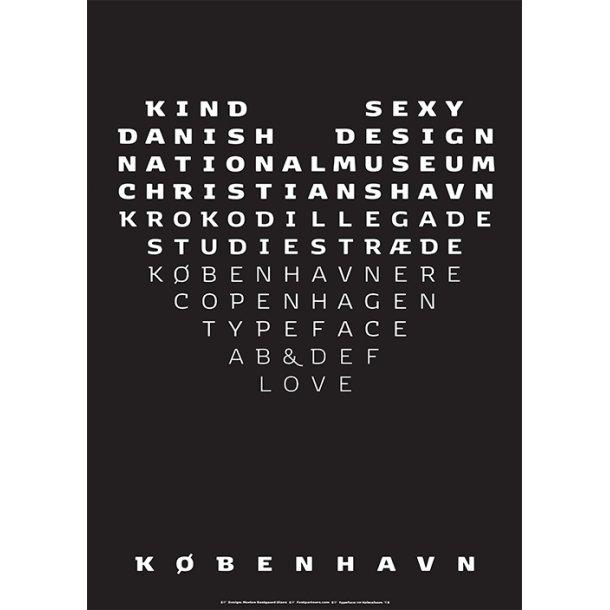 Typeface København - Serie 1 / 2