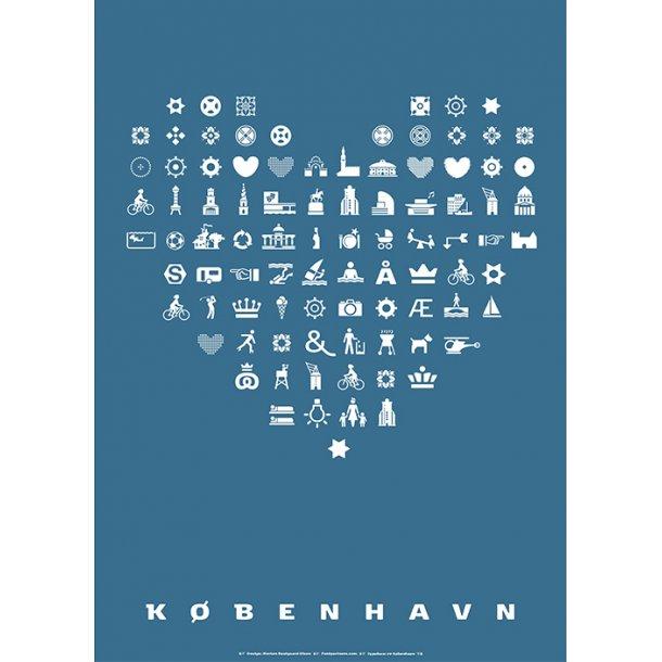 Olsen, Typeface København - Serie 2 / 4