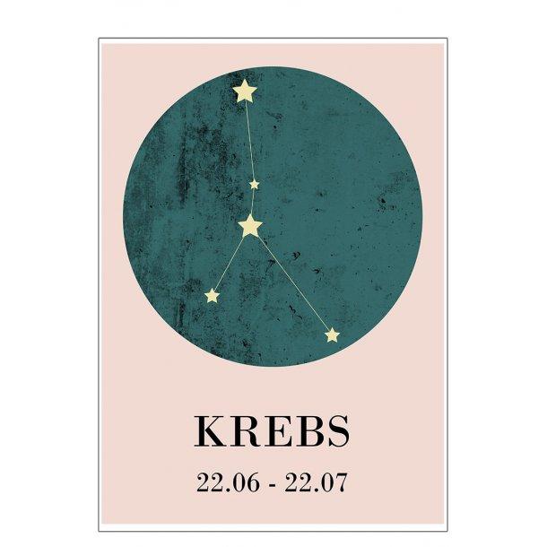Stjernetegn - Krebs