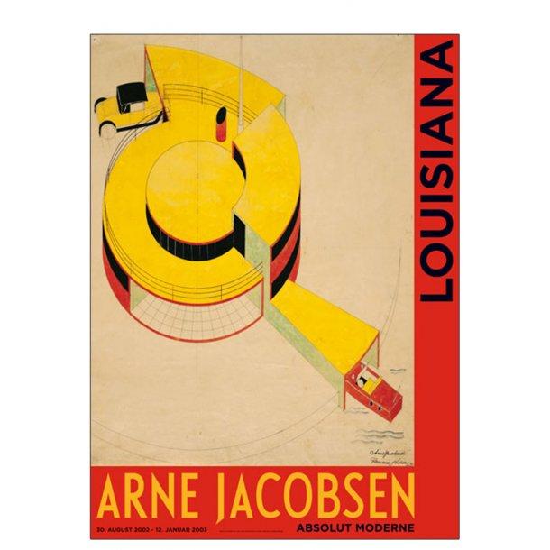 Arne Jakobsen, Absolut moderne