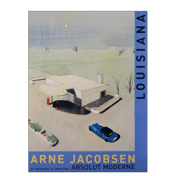 Arne Jakobsen, Absolut moderne blå