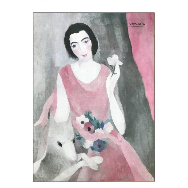 Portræt af Madame Poul Guillaume