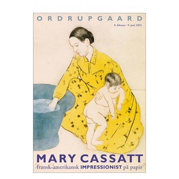 Mary Cassatt. Udstilling på Ordrupgaard